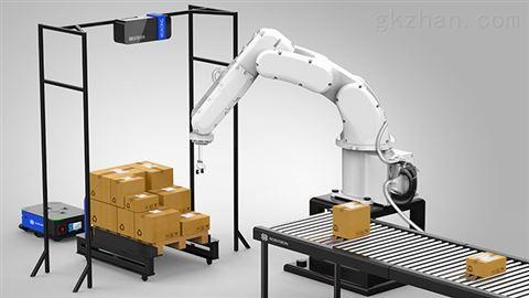 機器視覺拆垛系統