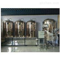 小型啤酒酿造设备 啤酒设备多少钱一套
