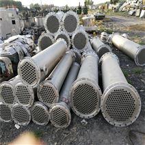 營口長期出售二手列管冷凝器