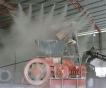 武汉干雾抑尘设备自动控制系统