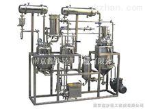 南京小型多功能提取浓缩回收机组|小型中药提取罐