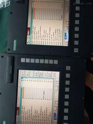 西门子802D镗床026106找不到编码器维修