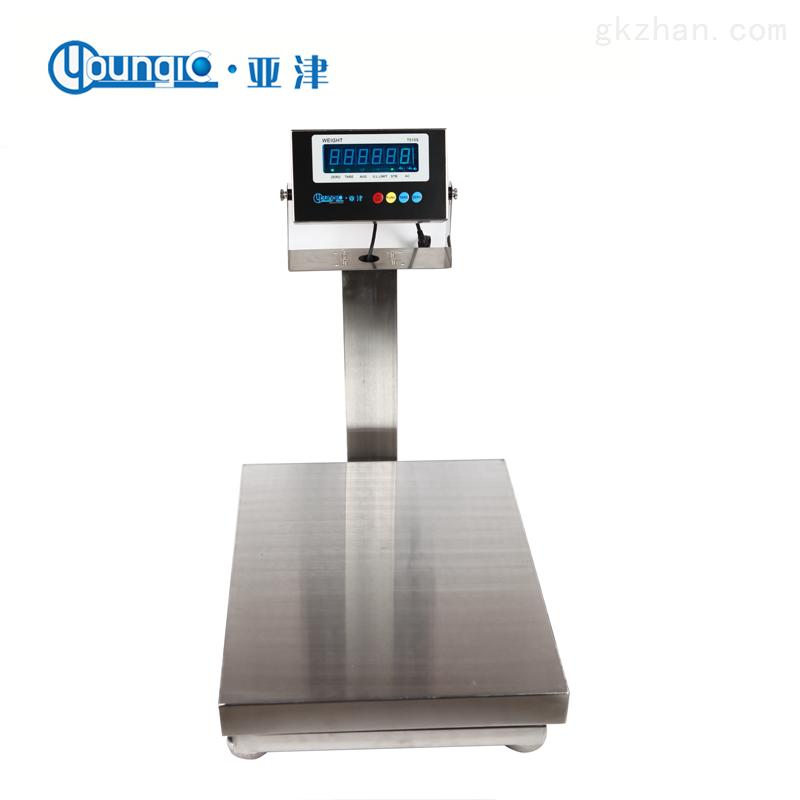 IP68防護等級全不銹鋼防水臺秤