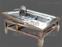 新品旱厕用干封式不锈钢蹲便器