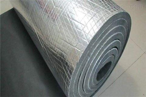 高密度橡塑保温板厂家图片