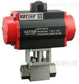 上海法登VATTEN品牌气动高压焊接球阀