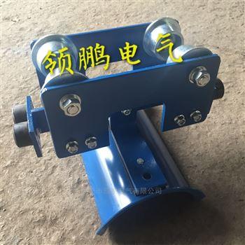 行车工字钢滑车配扁平电缆