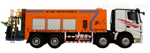 CNF-12000型超粘(微表處)稀漿封層車
