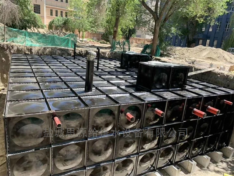 地埋式箱泵一体化厂家合理报价