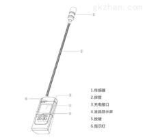 山西便携式甲烷检测仪手持式天然气泄漏仪