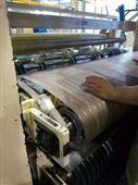 日本JDC铝板纵剪分条机组张力皮带