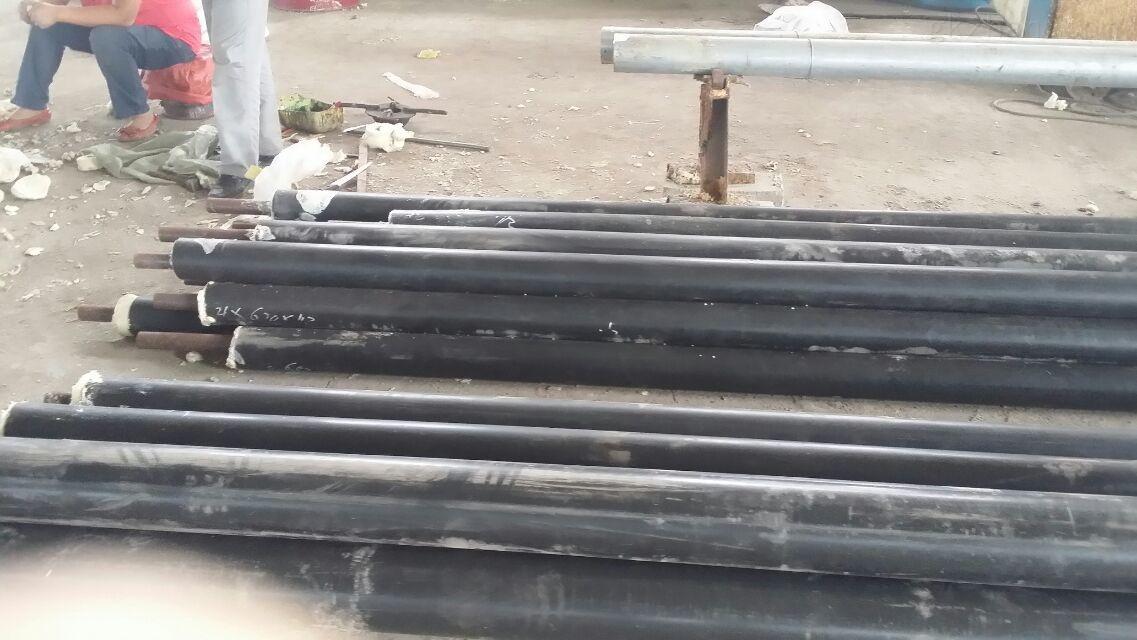 滨州波纹聚氨酯保温管、钢套钢蒸汽管道