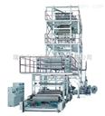 三层共挤吹膜机PE-PA复合吹膜机