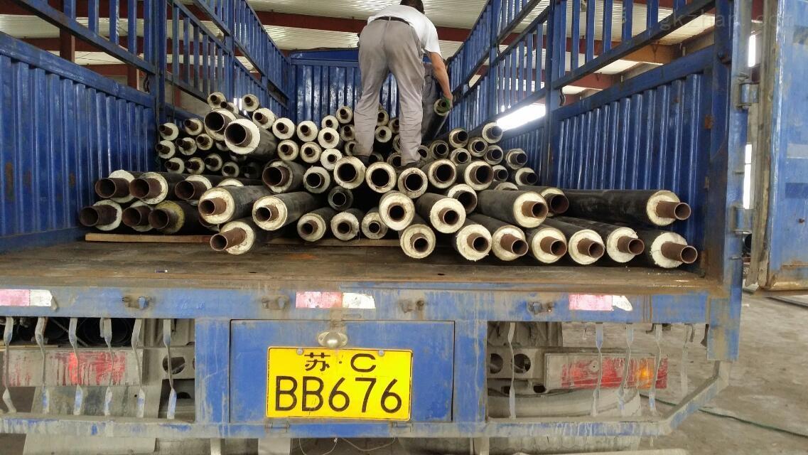 临沂预制聚氨酯直埋保温管、钢套钢蒸汽管道