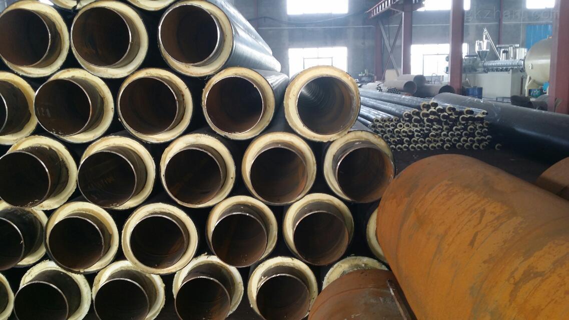 莱芜聚氨酯聚乙烯夹克管厂家生产代加工