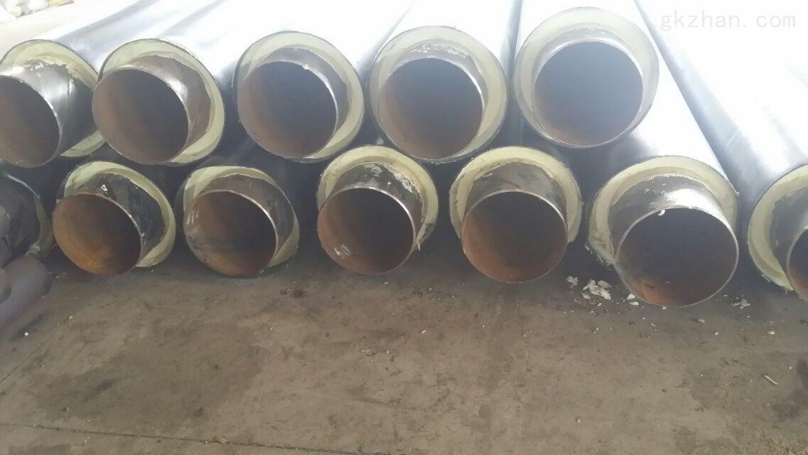 东营聚氨酯保温管、预制直埋钢套钢