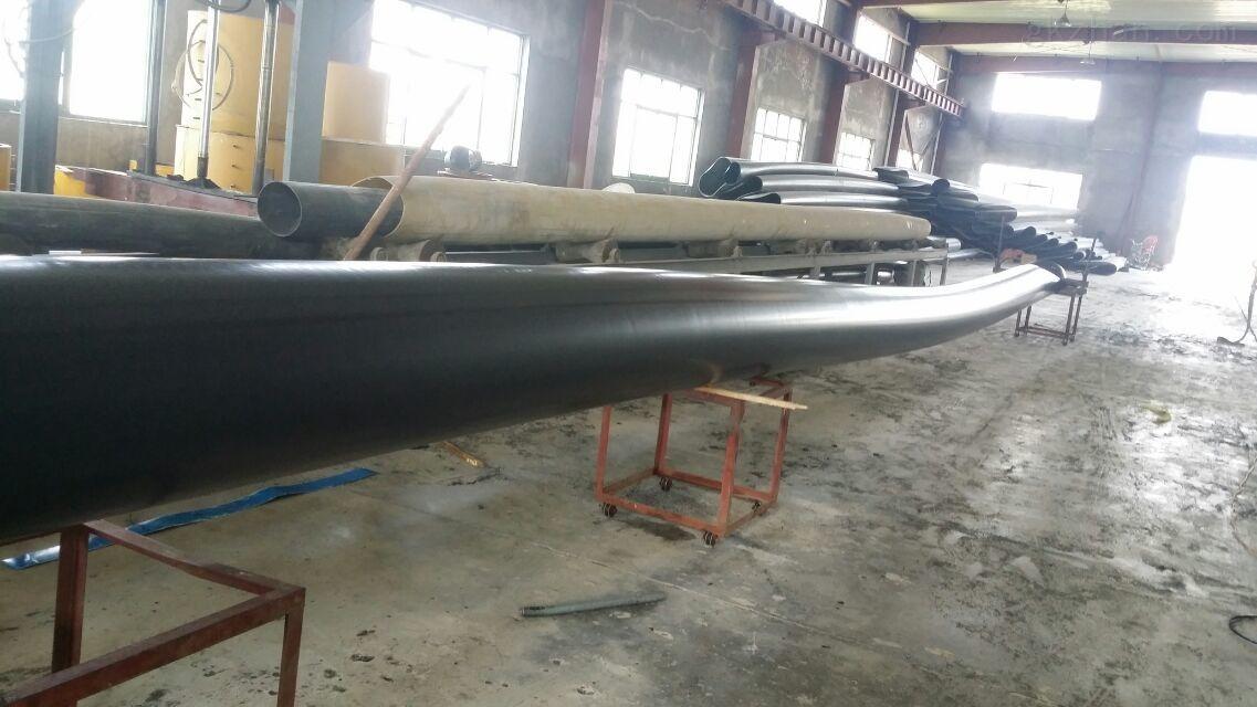 济南钢套钢预制直埋聚氨酯蒸汽管道
