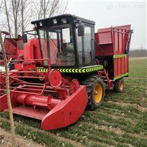圓盤式玉米秸稈青儲機 牧草稻草收割機