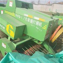 青儲玉米秸稈打包機 全自動秸稈粉碎打捆機