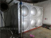 不锈钢消防水箱,生活水箱-五屹水箱