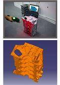 上海三维扫描服务商提供3D扫描抄数测绘服务