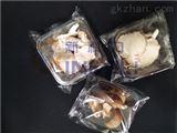 韶關食用菌包裝機/帶托盒食用菇包裝機