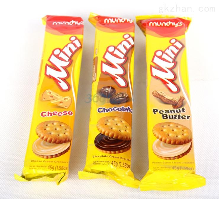 威化饼干包装机