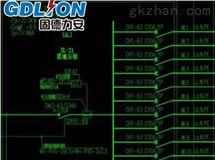 智慧用电监控系统在线监测配电柜内安装情况