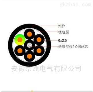 聚氨酯护套数据电缆SD960 CP TP/SD980 P