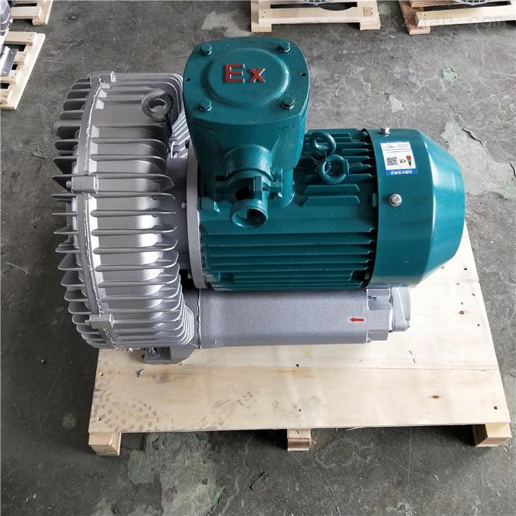 化工厂废气回收耐腐蚀防爆旋涡鼓风机选型