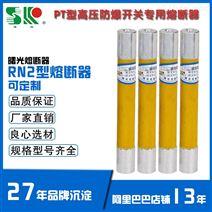 PT RN2-10KV高压防爆开关小黄管尺寸20*165