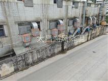 东莞迦南印刷环保空调案例