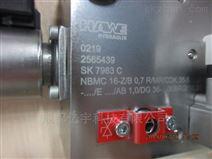 HAWE哈威液压站电磁阀 NBMC 16-Z/B 0.7R