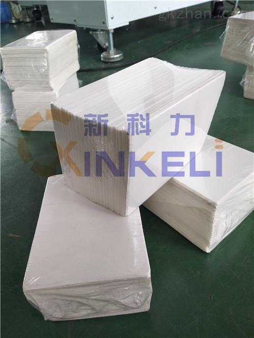 广告抽纸包装机械