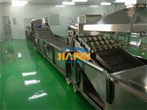 304不锈钢洗菜机 蔬菜清洗机厂家