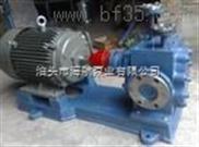BW系列不锈钢保温泵/热熔胶泵
