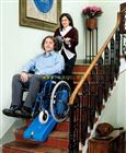 TW10-RY-35 电动轮椅爬楼车 型号:TW10-RY-35