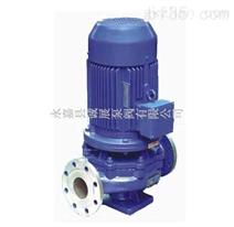 诚展泵阀IHG50-160型不锈钢立式单级管道离心泵自销