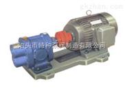 齿轮泵YHB150-0.6L/KCB不锈钢齿轮油泵56