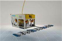 水下物探水下机器人搭载磁力仪磁通门