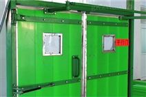 矿用高强度覆膜竹胶板风门