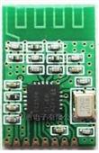 CC2500无线模块低功耗遥控唤醒PCB天线2.4G