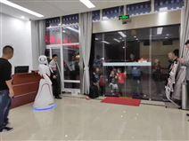 政务服务大厅迎宾接待机器人哪个品牌好?