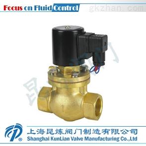 黄铜蒸汽电磁阀