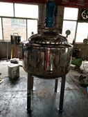 平凉不锈钢反应釜厂家直销