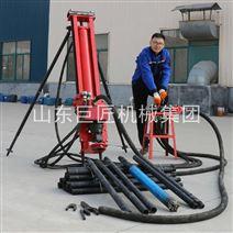 巨匠陕西100型纯气动钻机 小型钻井机