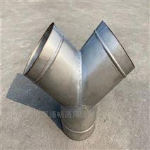 佛山不锈钢螺旋风管生产厂家