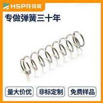 压缩压力弹簧辉簧弹簧汽车矩形压簧压缩弹簧