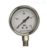 安徽天康YNB-100 0-1.6mpa不锈钢耐震压力表