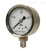 全不锈钢充油耐震型压力表
